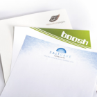 Corporate Stationery Compliment Slips