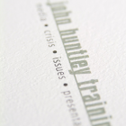 Conqueror Stonemarque Letterheads