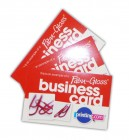 Fabu-Gloss Business Cards